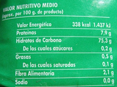 Cambios en el nuevo etiquetado de alimentos