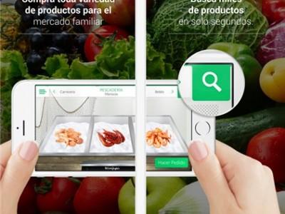 El Corte Inglés crea su app para comprar en su supermercado