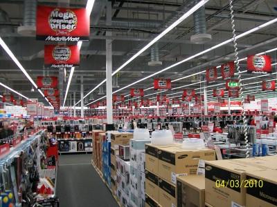 Media Markt prueba su pionera Smart Store en España